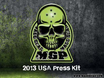 2013 Madd Gear Press Kit