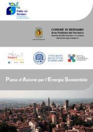 Piano d'Azione per l'Energia Sostenibile (SEAP) - Geo-Portale del ...