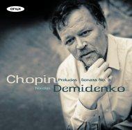 Nikolai Demidenko - Onyx Classics