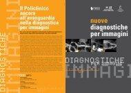 nuove diagnostiche per immagini - Policlinico di Modena