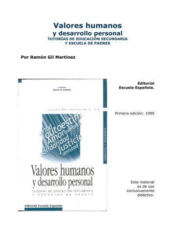 El valor de la autoestima - Terras.edu.ar
