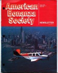 BonanzQ - American Bonanza Society