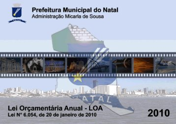 2010 - Prefeitura Municipal do Natal