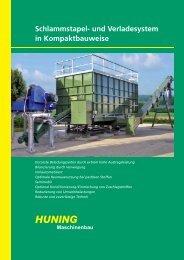 Verladesysteme Deutsch - Huning Maschinenbau
