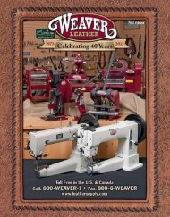2 - Weaver Leather