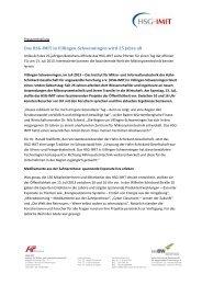 zum vollständigen Pressebericht - Institut für Mikro- und ...