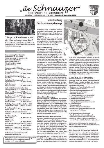 Ausgabe 03 - de-schnauzer.de