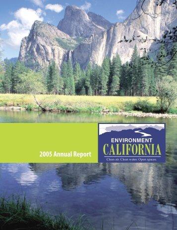 2005 Annual Report - Public Interest Network