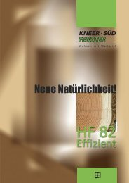 Effizient Neue Natürlichkeit! - Kneer GmbH