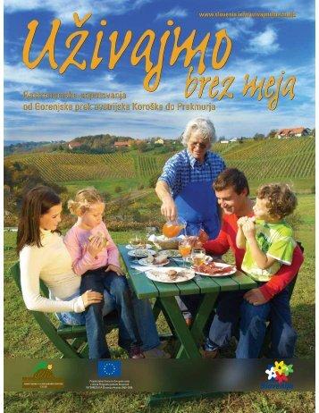 Gastronomska popotovanja od Gorenjske prek avstrijske Koro{ke do ...