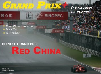 RED CHINA - Grandprixplus