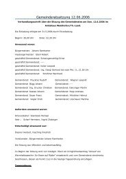 Gemeinderatssitzungsprotokoll (92 KB) - .PDF - Waidhofen an der ...