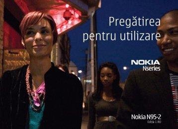 Pregătirea pentru utilizare - Nokia