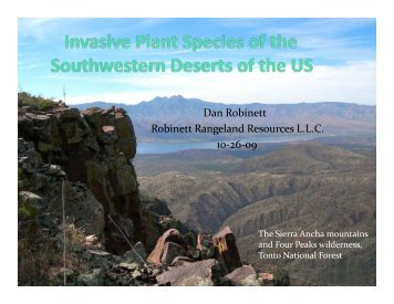 slides - Center for Invasive Plant Management