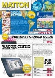 WACOM CINTIQ - Mattonbutiken