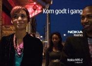 Kom godt i gang - Nokia