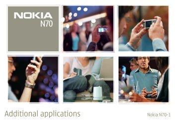 Yahoo! Go - Nokia
