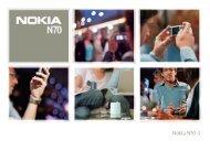 Savienojumi - Nokia