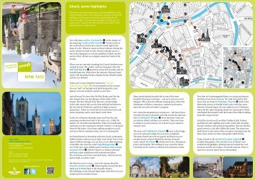 City Walk - Visit Gent