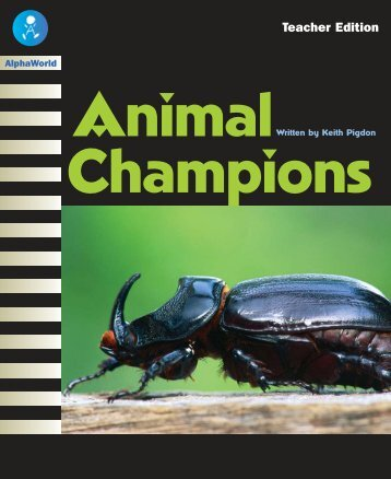 L22 TE Animal Champions