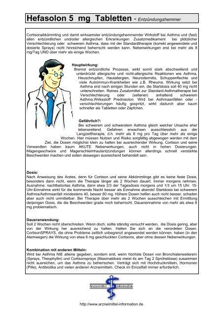 Prednisolon wirkstoff