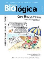 citas_bibliograficas_biologica - Antonio Rondón Lugo