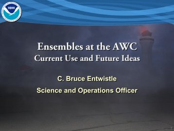 AWC's review - Developmental Testbed Center