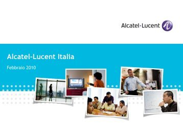 Alcatel-Lucent Italia - Aviatel