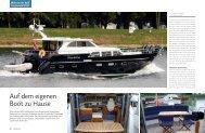 Auf dem eigenen Boot zu Hause - Wim van der Valk Continental ...