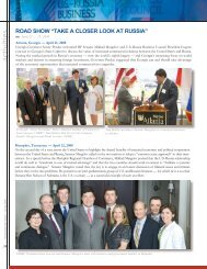 Road Show - US-Russia Business Council