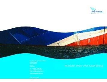 Kestabilan Dasar untuk Kapal Barang - Shipowners