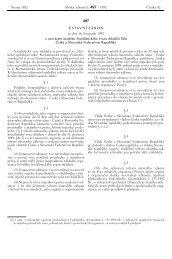 Ústavní zákon č. 497/1990 Sb.