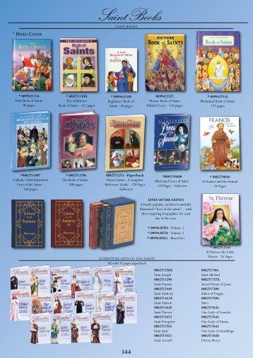 Saint Books - Christian Supplies