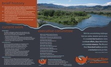 Brochure 8 - Center for Invasive Plant Management