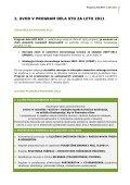 Program dela STO za leto 2011 - Slovenia - Page 6