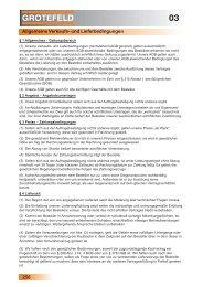 AGB als PDF Download - Grotefeld