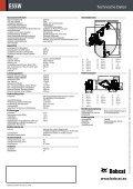 Kompaktbagger - Bobcat.eu - Seite 2