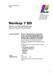 Norikop 7 SD - Pröll KG