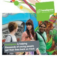 to download a PDF of our brochure - Headspace