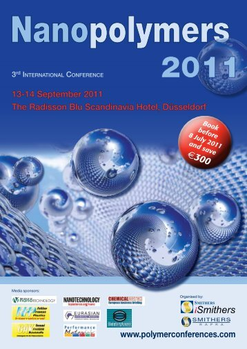 13-14 September 2011 The Radisson Blu ... - Smithers Rapra