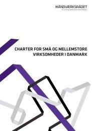 Charter for små og mellemstore virksomheder i ... - Håndværksrådet