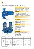 VOGEL Inline Pumpen, Baureihe LR / LMR & LRZ / LMZ - Seite 2
