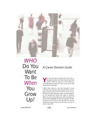 WHO Do You Want To Be When You Grow Up? - CitiZing