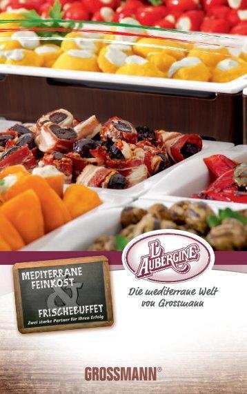 Antipasti Produktwelt PDF - Grossmann Feinkost GmbH