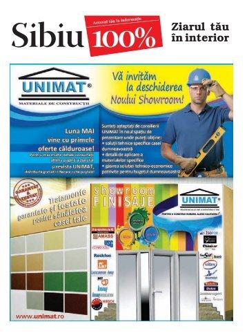 Ziarul tău în interior - Sibiu 100