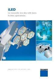 La nouvelle ère des LED dans le bloc opératoire