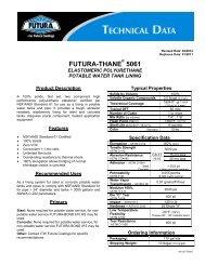 Futura=Thane 5061 PW - ITW Futura Coatings