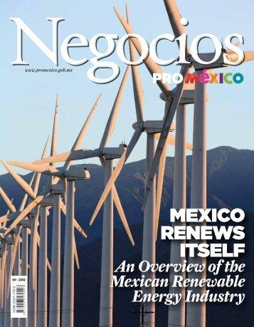 mexico renews itself - ProMéxico
