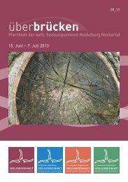 ueberbruecken8_13 - Seelsorgeeinheit Heidelberg-Neckartal