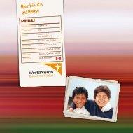 PERU - World Vision